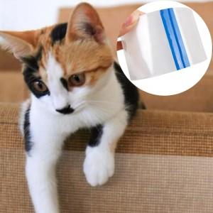 10M x 10CM Cat Anti Scratch Tape Furniture Protectors Couch Tape Door Tape Cat Scratch Tape Roll