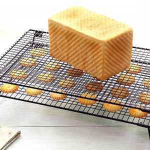Foldable Checkered Cooling Baking Rack