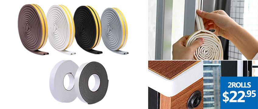 5M Door Window Seal Strip Tape