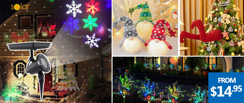 New Arrival Christmas Lights & Decorations