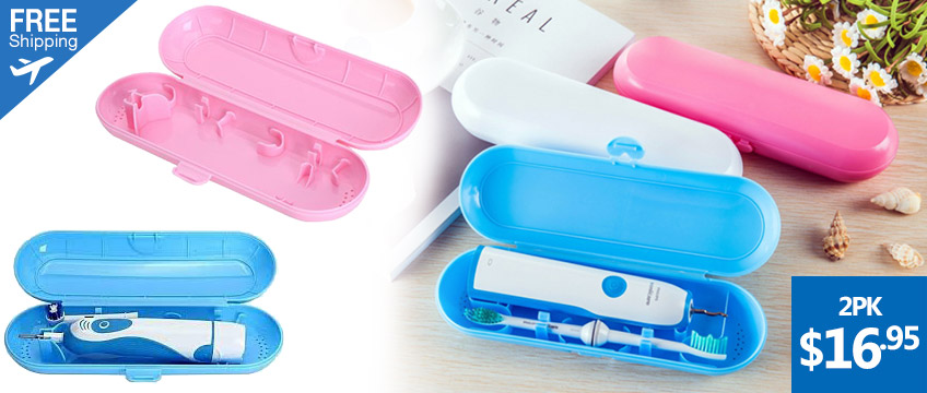 Travel Electric Toothbrush Protective Cases