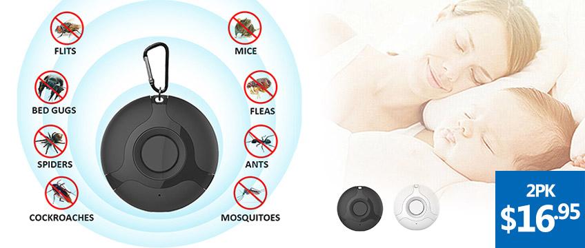 Ultrasonic Pest Mosquito Repeller